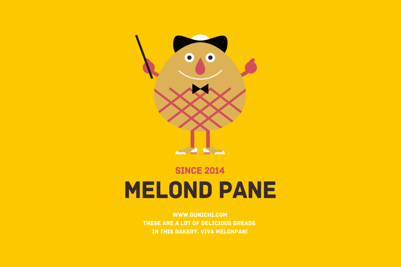 MELOND PANE by 株式会社あすき